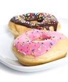 donuts вкусные Стоковая Фотография RF