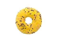 donuts в изолированной поливе Стоковые Изображения