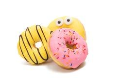 donuts в поливе Стоковое фото RF