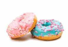 donuts в поливе Стоковое Изображение