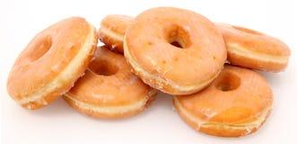 donuts застеклили стоковое фото