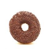 Donuts на белой предпосылке Стоковое фото RF