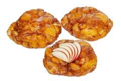 Donuts оладььи Apple Стоковая Фотография