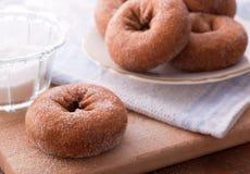 Donuts сахара Стоковое Изображение RF