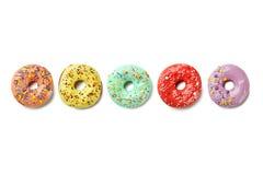 Donuts с брызгают Стоковая Фотография RF