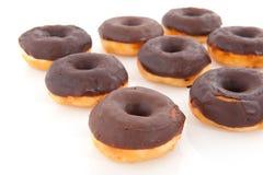 donuts шоколада Стоковое Фото