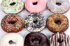 Free Donuts Royalty Free Stock Images - 10076809