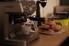 Donuts стоковое изображение