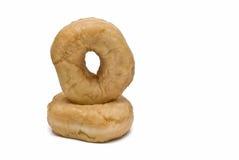 пары donuts стоковое фото