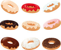 Free Donuts Stock Images - 16309594