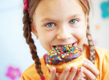 Donuts Royaltyfri Bild