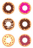 Donuts бесплатная иллюстрация