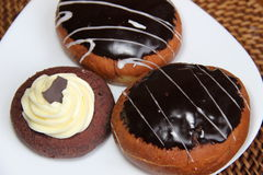 Donuts Arkivbilder