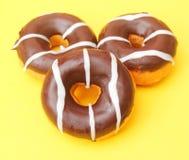 Donuts Fotografering för Bildbyråer