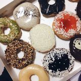 Donuts Стоковая Фотография RF