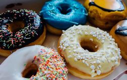 Free Donuts Royalty Free Stock Images - 55050169
