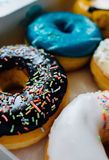 Donuts Arkivfoto