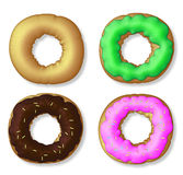 Donuts Royalty Free Stock Photos