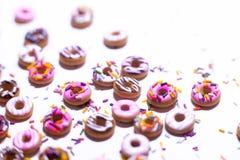 Donuts stock afbeeldingen