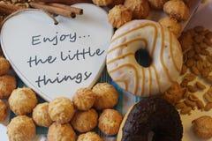 Donuts, coffee time, coffee break, sweet break, Stock Photography