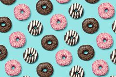 Donuts royalty free stock image