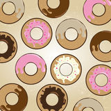 Donuts design Stock Photo