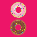 Donuts Royalty Free Stock Photography