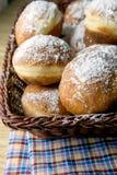 donuts domowej roboty Zdjęcie Stock