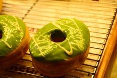Donuts för din bageriaffär Arkivbilder