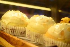 Donuts för din bageriaffär Royaltyfri Fotografi