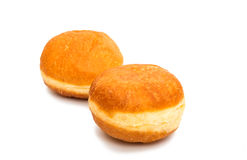 Donuts with a filling Stock Image