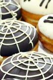donuts halloween Стоковые Изображения