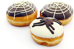 Donuts for Halloween Royalty Free Stock Photo