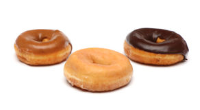 Donuts Royalty Free Stock Photo