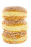donuts jelly штабелировано Стоковое Изображение RF
