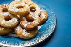 Donuts med ett hål Royaltyfri Bild