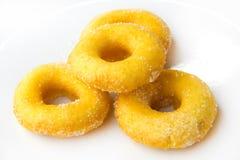Donuts met suiker Royalty-vrije Stock Foto's
