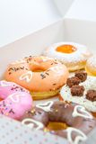 Donuts set Stock Photography