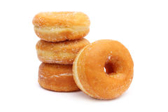 Donuts Stack Stock Image
