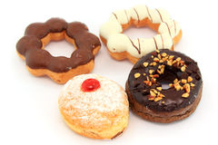 Donuts sweet Stock Photography