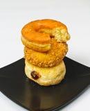 donuts trzy Obraz Stock