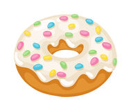 Donuts vector  Stock Photography