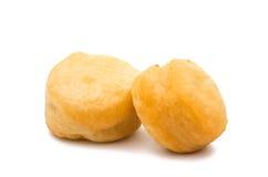 donuts wypełniający obrazy stock