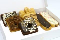 donutsinfall Royaltyfri Foto