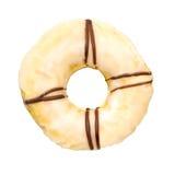 Donutskräm Royaltyfri Fotografi
