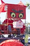 Doo Dah Parade Giant Cat Stock Photos