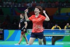 DOO Hoim Kei en los Juegos Olímpicos en Río 2016 Fotografía de archivo