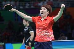 DOO Hoim Kei en los Juegos Olímpicos en Río 2016 Fotografía de archivo libre de regalías