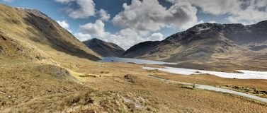 Doo lough Stock Photography