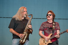 The Doobie Brother Royalty Free Stock Images